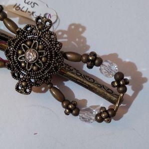 Flexi Small Marrakesh Romance Lilla Rose Bronze